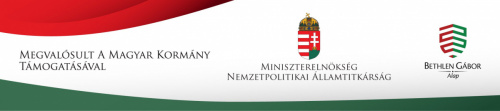 megvalosult a magyar kormany tamogatasaval bga alap